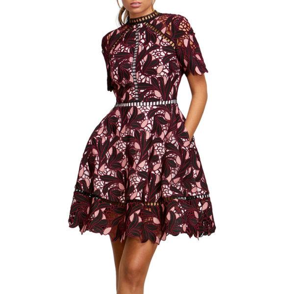Elliat Montague dress